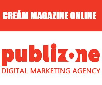 Publizone - web design